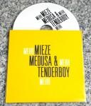 mieze medusa & tenderboy – mehrmehrmehr feat. Wiener Beschwerdechor – CD-Single