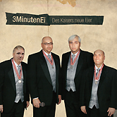 3MinutenEi - Des Kaisers neue Eier