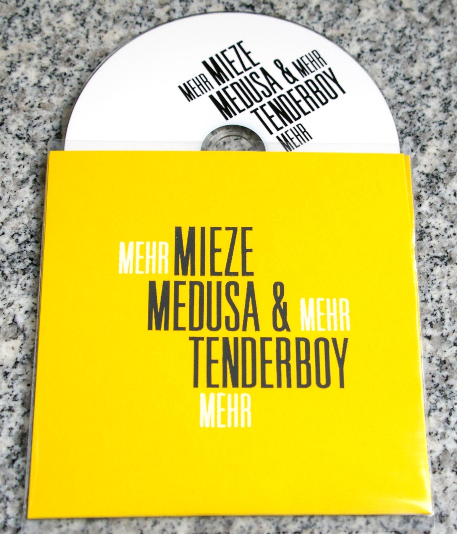 mehrmehrmehr cd-single